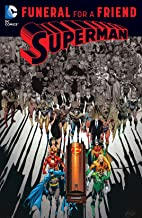Superman: Funeral for a Friend (Superman: The Death of Superman) (English Edition)