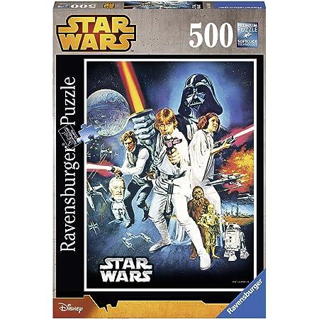 Ravensburger - 14662 - Puzzle Classique - Guerre des Étoiles - Star Wars - 500 Pièces