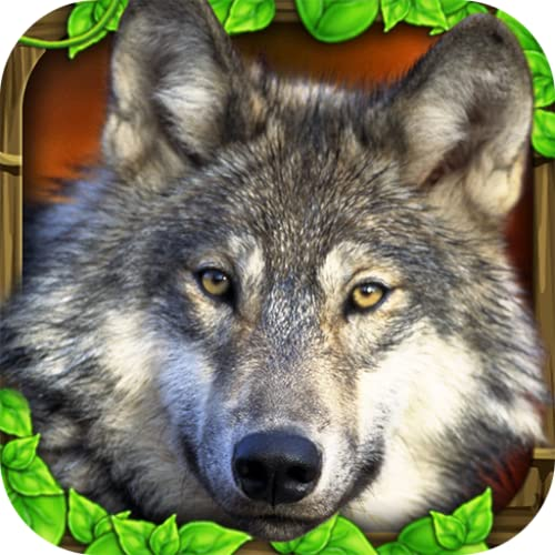 『Wildlife Simulator: Wolf』の1枚目の画像