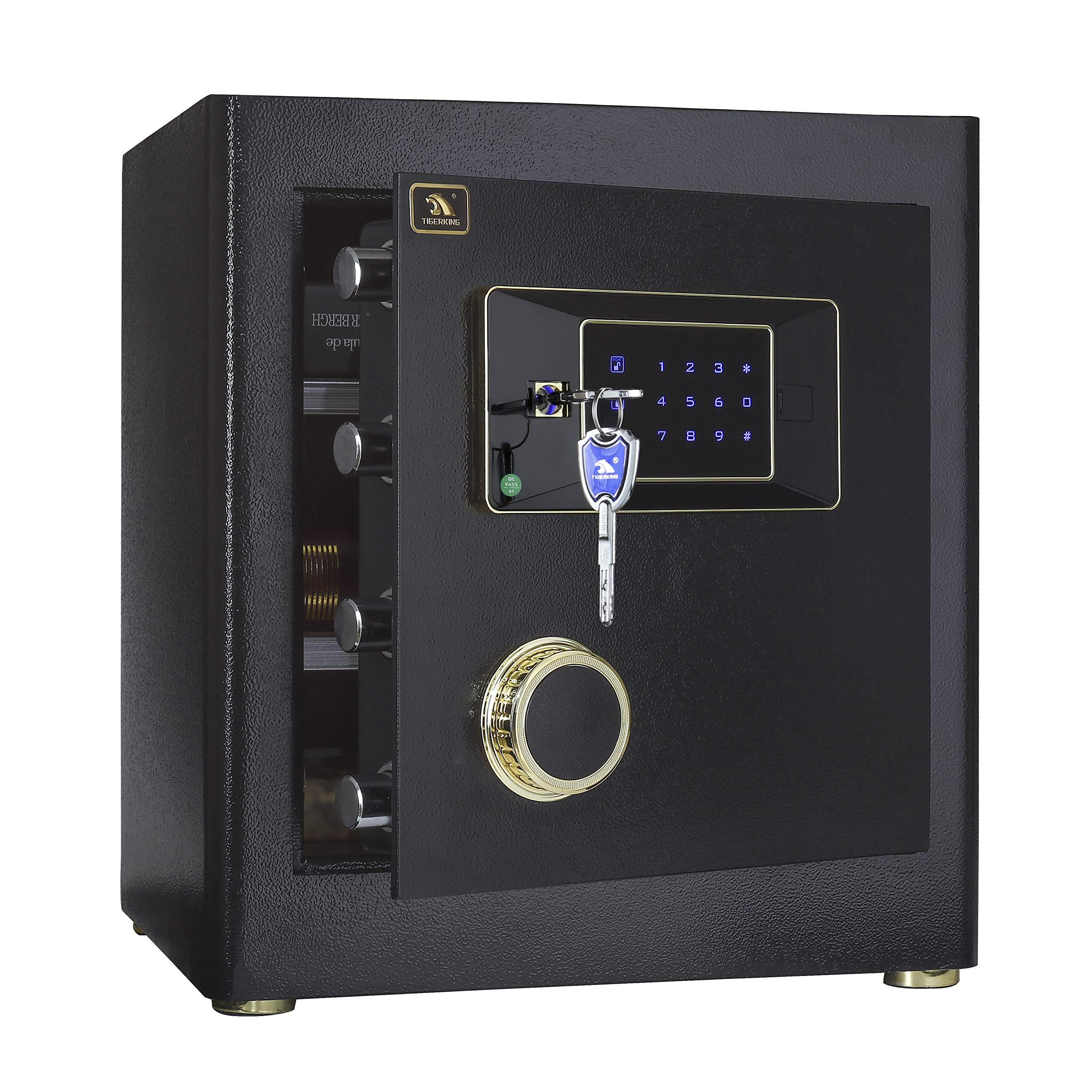 TIGERKING Security Safe%EF%BC%8CSafe Box 1 4 Cubic