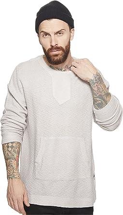 Publish - Nico Long Sleeve Knit Sweater w/ Kangaroo Pocket