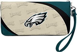 philadelphia eagles women's wallet
