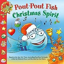 Pout-Pout Fish: Christmas Spirit (A Pout-Pout Fish Paperback Adventure)