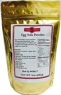 Best egg yolk powder Reviews