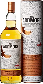 Ardmore Tradition Peated Whisky mit Geschenkverpackung 1 x 1 l
