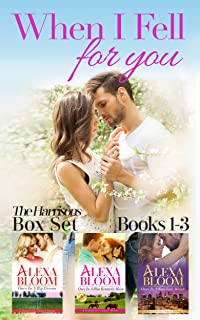 The Harrisons Boxed Set: Books 1-3: When I Fell For You (Kindle Unlimited Small Town Romance)