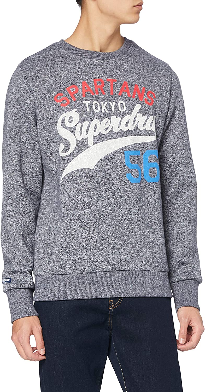 Superdry Tri Classic Crew Direct store Selling Sweatshirt