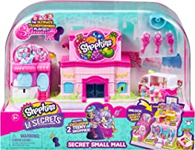 Shopkins 57482 Lil' Secrets Secret Small Mall Playset