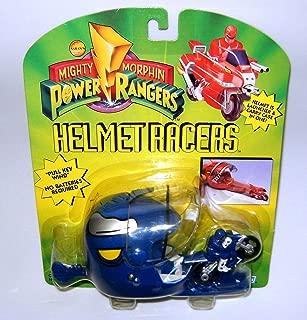 Power Rangers Helmet Racers Blue Ranger