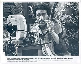 Vintage Photos 1986 Press Photo Actor Richard Pryor Jo Dancer Your Life Calling Comedian 8x10