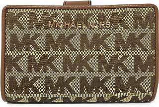 monogram travel wallet