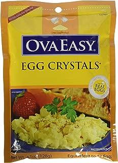 OVA Easy Dehydrated Egg Crystals, 4.5oz Bag