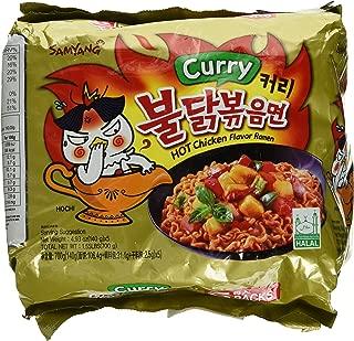 Best samyang curry hot chicken flavor ramen Reviews