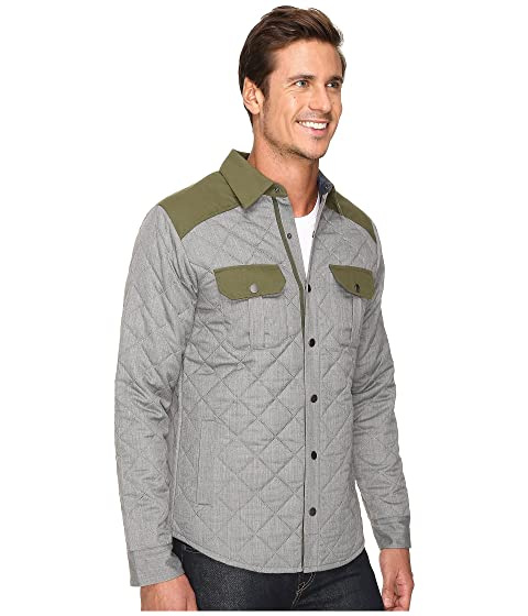 Summit Smartwool Jacket County Quilted Shirt 1XSSqRd