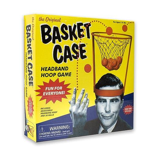 Funtime Original Basket Case Headband Hoop Game