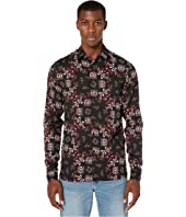 The Kooples - Bandana Print Button Down Shirt