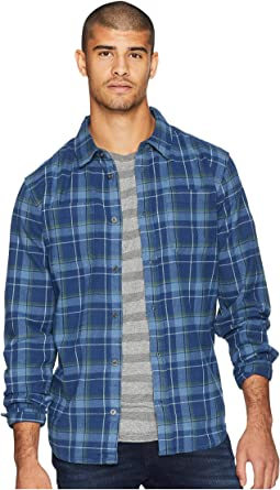 Brayden Long Sleeve Flannel Shirt