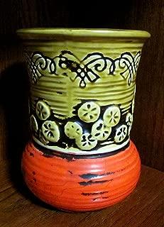 Vintage INARCO Pottery Vase (6.5