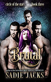 Brutal: A Paranormal Romance Novel (Circle of the Stars Book 3)