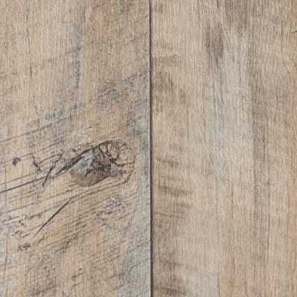 BODENMEISTER BM70566 Vinylboden PVC Bodenbelag Meterware 200 400 cm breit Holzoptik Diele Eiche rustikal 300