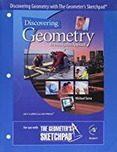 Discovering Geometry: An Investigative Approach - with the Geometer's SketchPad