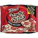 Totino's Party Pizza, Classic Pepperoni, 9.8 oz (Frozen)