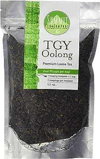 Tie Guan Yin Oolong Tea - Iron Goddess of Mercy - Net Wt. 5.3oz.