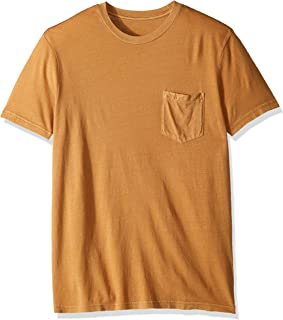 RVCA Men's PTC 2 Pigment Short Sleeve Pocket T-Shirt