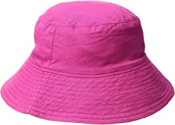 Hatley Kids - Pink Sarchi Reversible Sun Hat (Infant/Toddler/Little Kids)