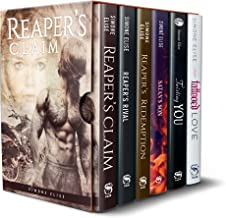 Satan's Sons MC Romance Series Boxed Set: Books 1-3 plus the complete Simone Elise Starter Library