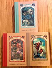 3 Books! #11,#12,#13 1 The Grim Grotto 2 The Penultimate Peril 3 The End (A Series of Unfortunate Events)