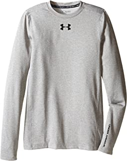 Under Armour Kids ColdGear® Armour Crew (Big Kids)