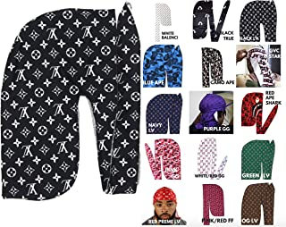 Ragaworld | Designer Durag (35+ Designs) Fashion Trendy Cool Durag