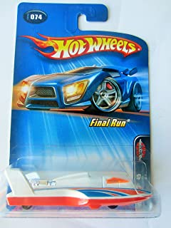 Hot Wheels 2005 Final Run Series (#4 of 5) Hydrojet Collectible #074