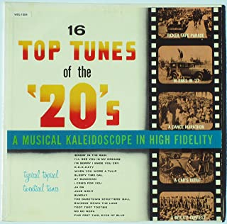 16 Top Tunes of The '20's: A Musical Kaleidoscope In High Fidelity