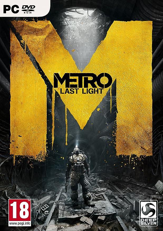 管理する悪因子毎日Metro Last Light (輸入版)