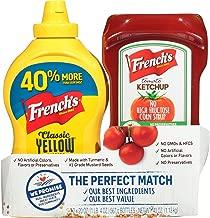 yellow ketchup