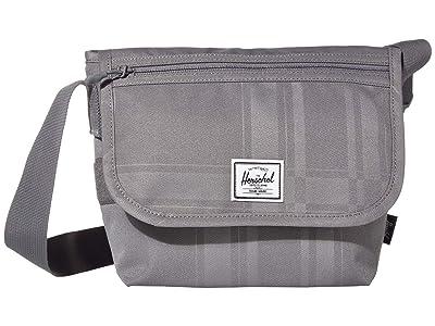 Herschel Supply Co. Grade Mini (Quiet Shade Plaid) Messenger Bags