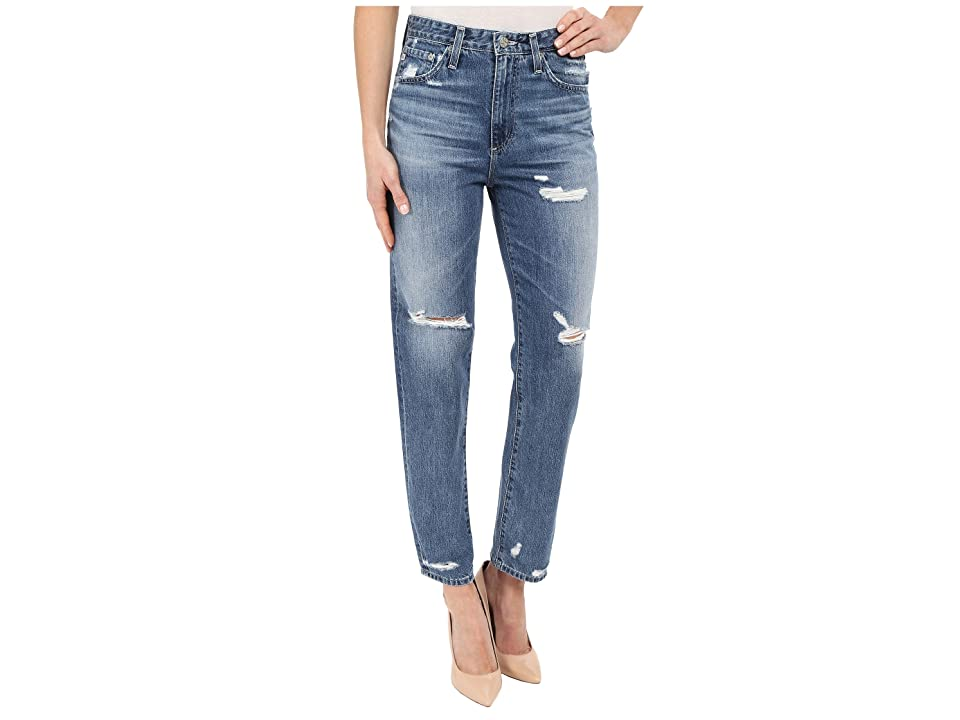 AG Adriano Goldschmied The Phoebe in 17 Years Oasis (17 Years Oasis) Women's Jeans