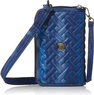 Lug Women's Convertible Wallet Crossbody-Quickstep, Shibori Blue