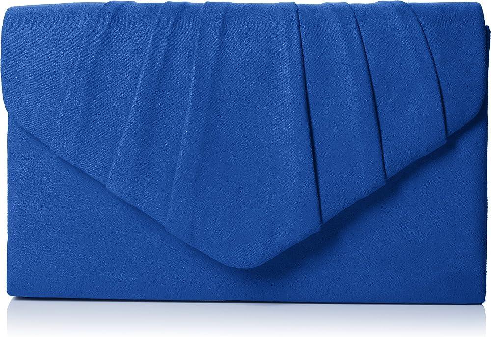 Swankyswans, pochette, borsetta da donna a tracolla, in pelle sintetica W308C