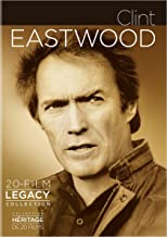 Clint Eastwood Legacy Collection (BIL/DVD)