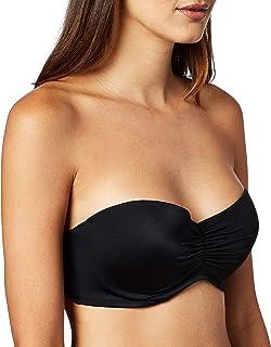 Smart & Sexy Women's Swim Secret Bandeau Bikini Top
