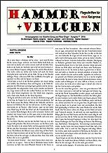 Hammer + Veilchen Nr. 7: Flugschriften für neue Kurzprosa