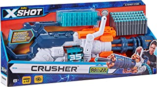 X-Shot Excel -Crusher (35-Dart Belt,48 Darts)