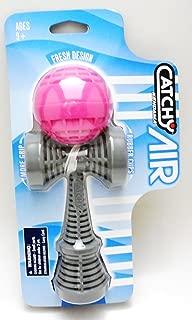 YoYoFactory Catchy Air Kendama- Pink and Grey