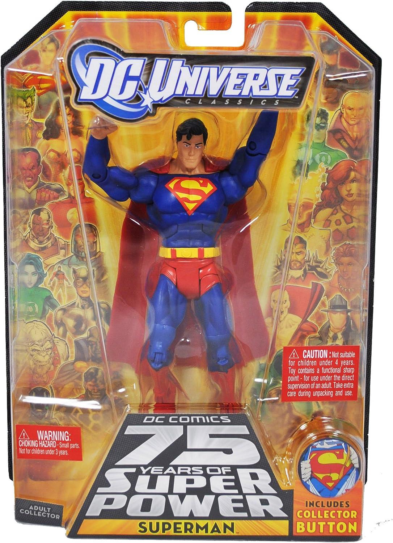 buscando agente de ventas DC Universe Classics  Wave Wave Wave 13 súperman Acción Figura by Mattel  ventas calientes