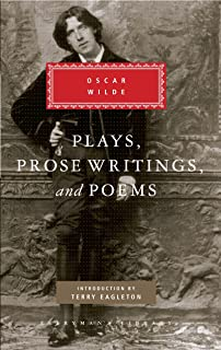Plays, Prose Writings and Poems (Everyman's Library)