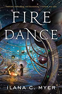 Fire Dance: The Harp and Ring Sequence #2
