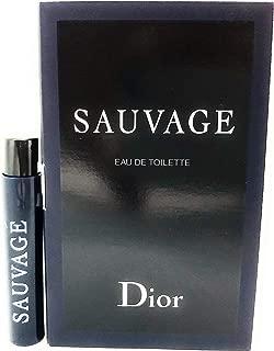 クリスチャン ディオール(Christian Dior) ソヴァージュ オードゥ トワレ 1ml サンプルサイズ[並行輸入品]